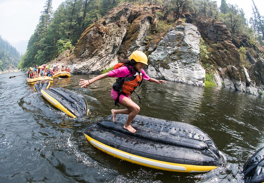 Ask a River Guide: California's Best Multi-day Family Rafting Trip