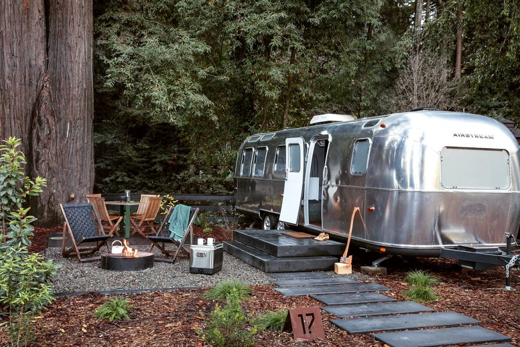 The Best Glamping in the West | AutoCamp - Russian River