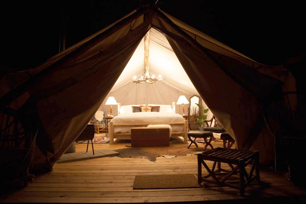 The Best Glamping in the West | Collective Yellowstone