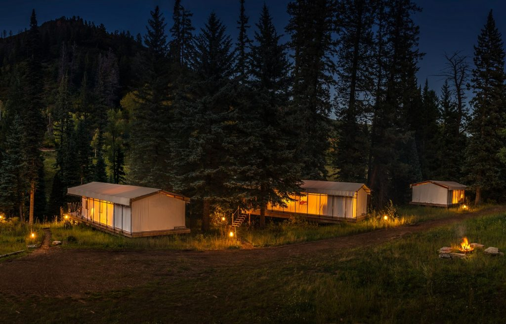 The Best Glamping in the West | Dunton River Camp