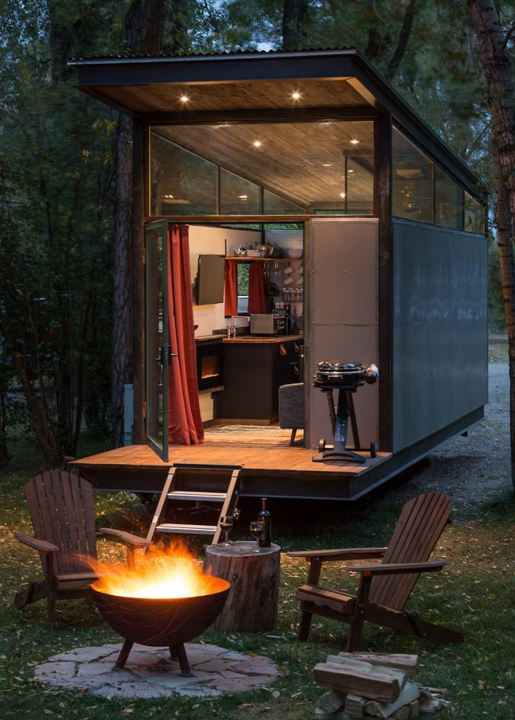 The Best Glamping in the West | Fireside Resort