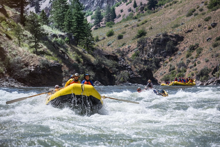 The Best Rafting Trip In Almost Every State