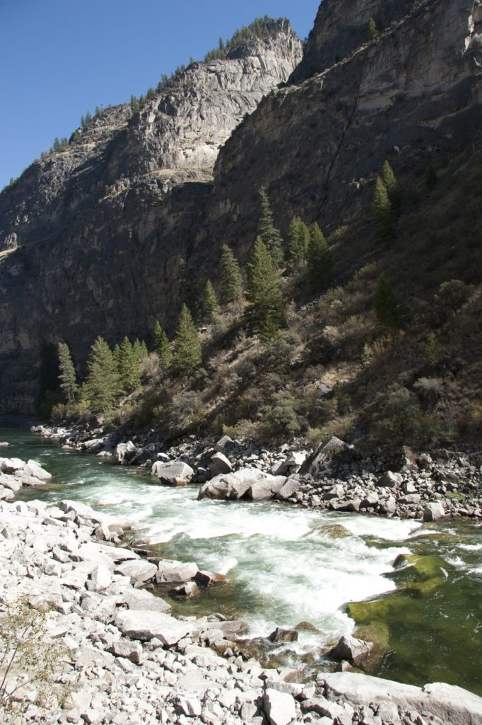 Rapid Musings: Redside Rapid on Idaho's Middle Fork Salmon River
