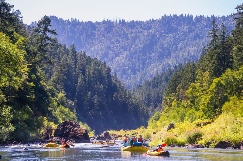 The Best Rafting Trip in (Almost) Every State | Rogue River, Oregon