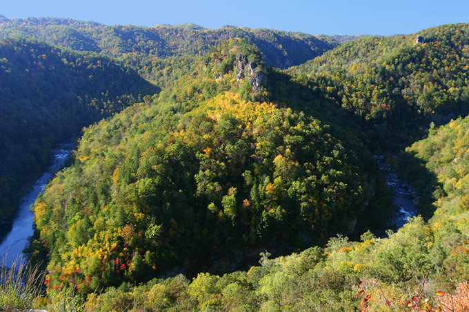 The Best Rafting Trip in (Almost) Every State | Russell Fork, Kentucky