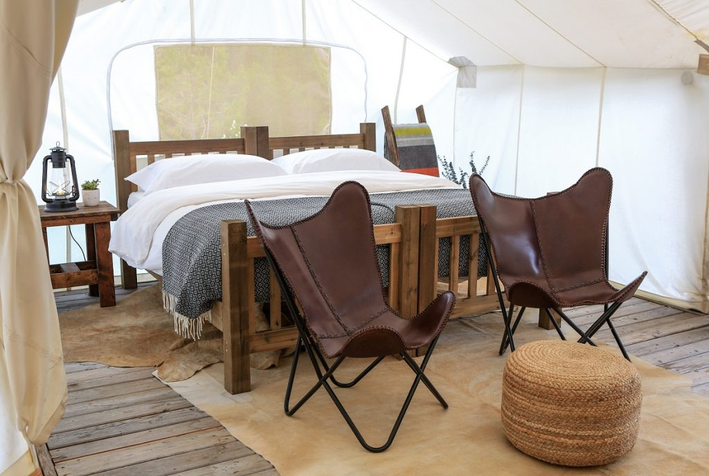 The Best Glamping in the West | Under Canvas Glacier