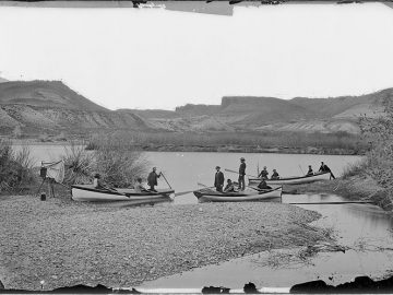 John Wesley Powell 1871 Expedition
