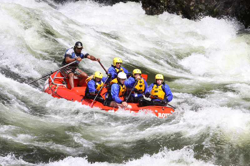 The Best One Day Whitewater Rafting Trips in the West