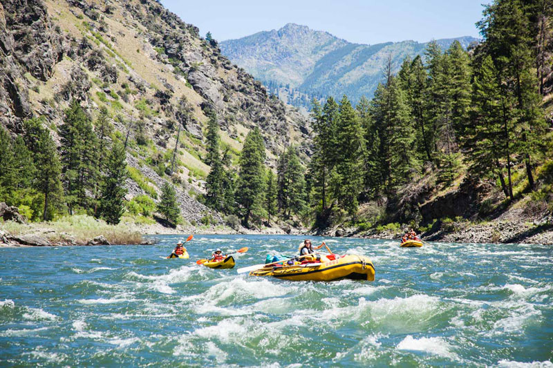 Where to Find the Best Rafting in the West - 2018 Edition