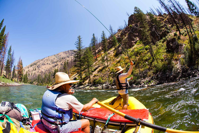 Fly Fishing Gear Tips: 6 Flies to Carry on Multi-day River Trips