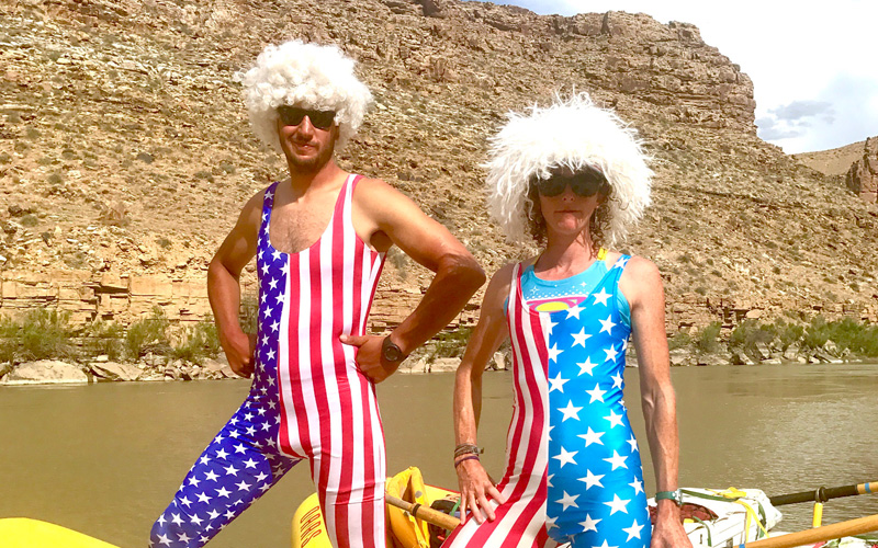 5 Easy Costumes to Pack for a River Trip
