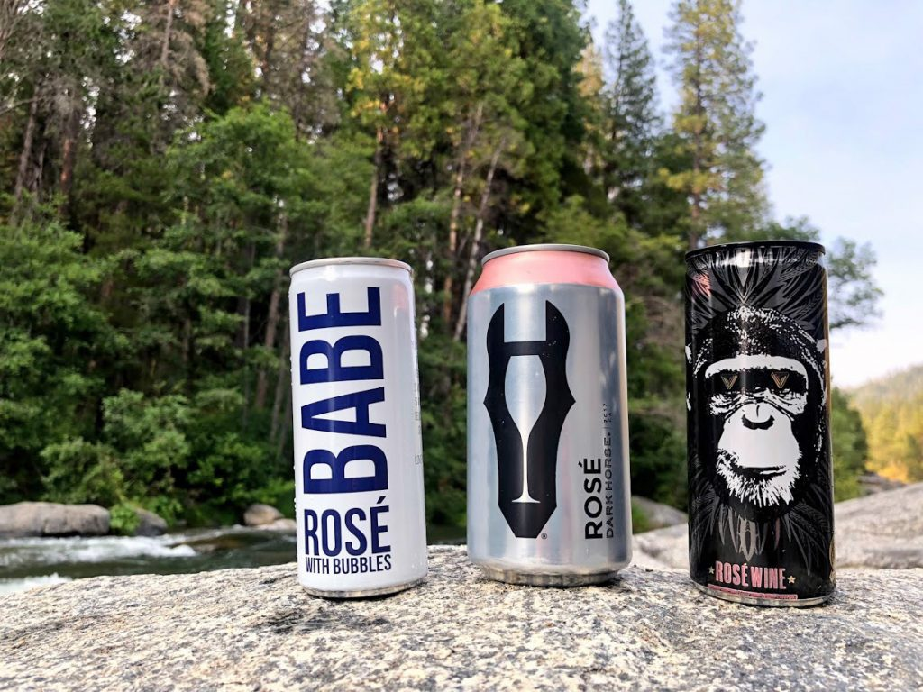 Canned Rose All Day