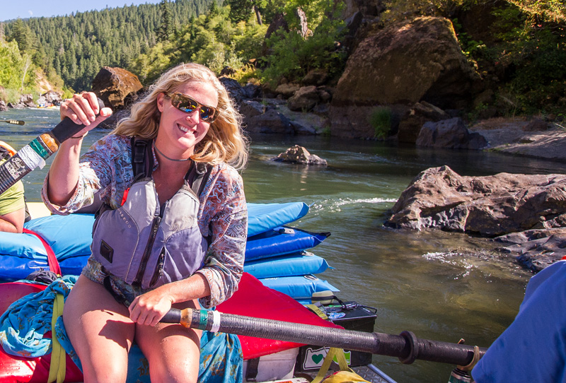 Nicole Smedegaard | OARS Oregon guide since 2012